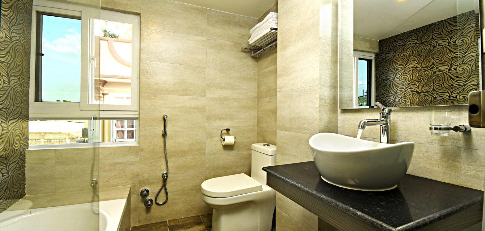 Executive Suite Room en suite Bathroom